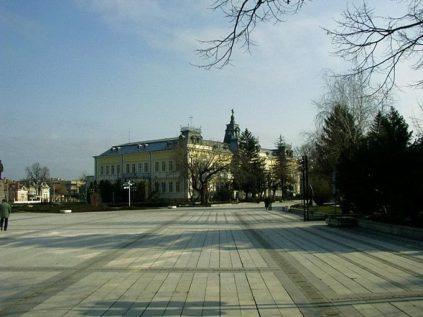 fostul sediu al Prefecturii Durostor