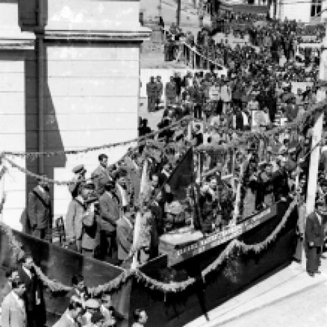 1 mai 1952 - 3